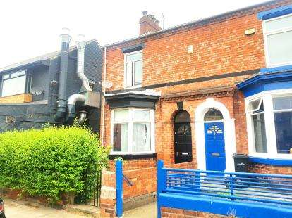 3 Bedrooms Semi Detached House for sale in Albert Terrace, Middlesbrough