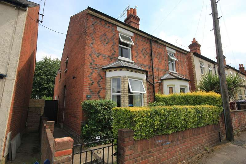4 Bedrooms Semi Detached House for sale in Beecham Road, Reading, RG30