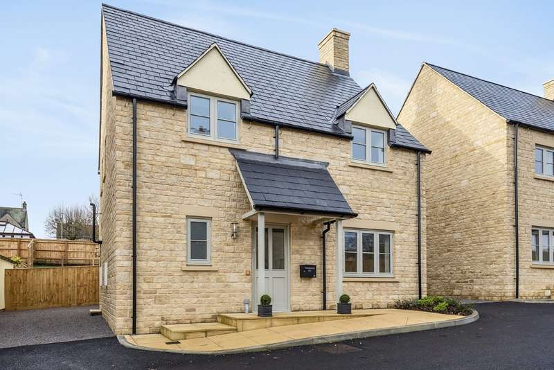 4 Bedrooms Detached House for sale in Northleach
