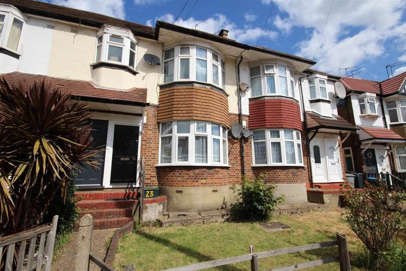 2 Bedrooms Maisonette Flat for sale in Northview Crescent, London NW10 1RD
