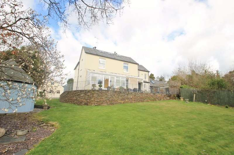 5 Bedrooms Detached House for sale in Grenville Road, Lostwithiel, Cornwall