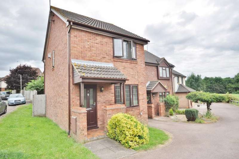 2 Bedrooms Link Detached House for sale in Worrall Way, Lower Earley, Reading, RG6 4AW