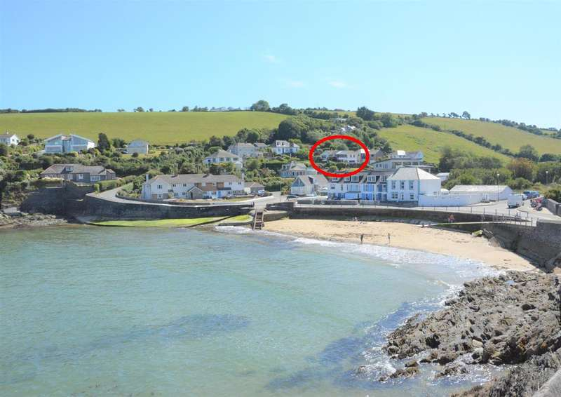5 Bedrooms Detached House for sale in Portmellon, Mevagissey, Cornwall, PL26