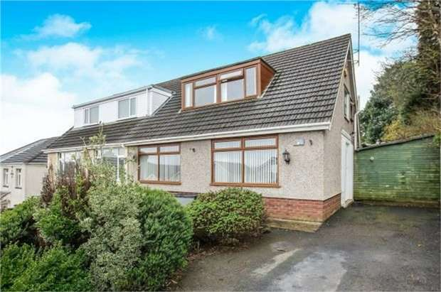 4 Bedrooms Semi Detached House for sale in Manor Road, Manselton, Swansea, West Glamorgan