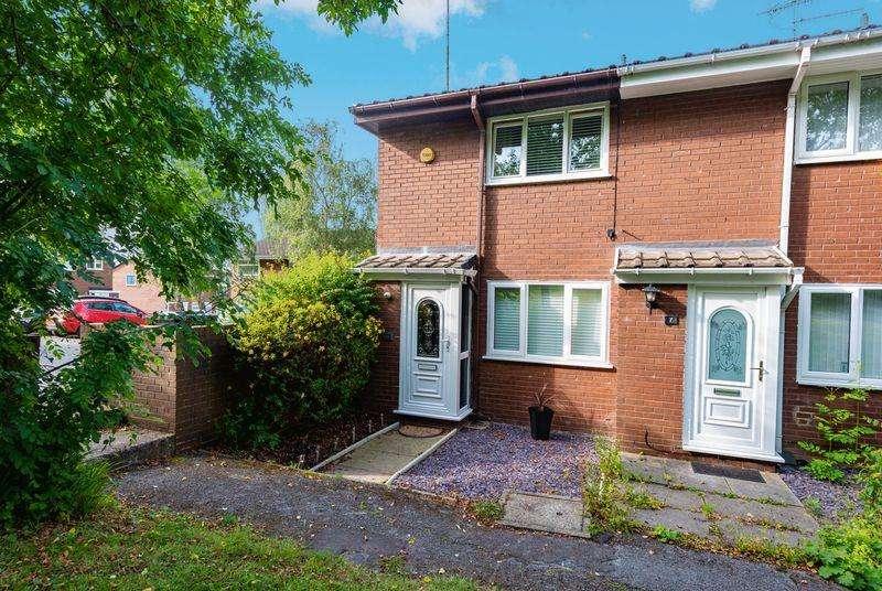 2 Bedrooms Terraced House for sale in Heather Close, Beechwood, Runcorn