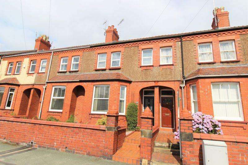 2 Bedrooms Terraced House for sale in Gerald Street, Wrexham