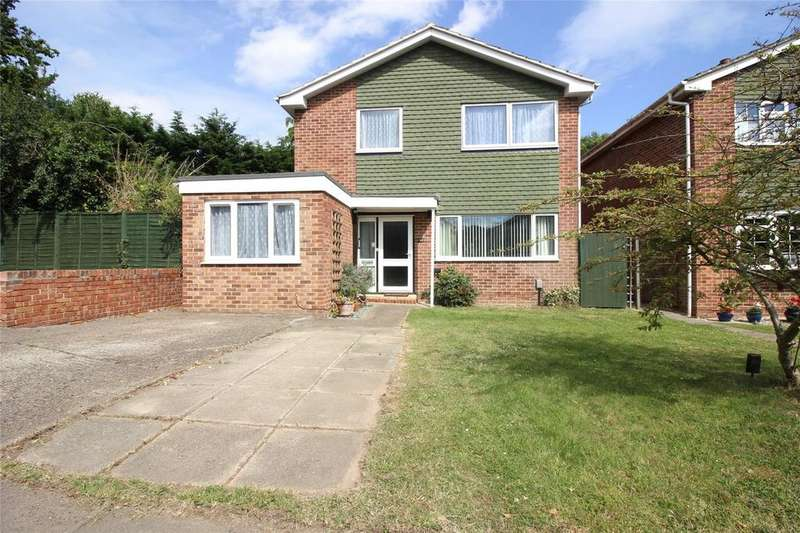 5 Bedrooms Detached House for sale in Reeds Avenue, Earley, Reading, Berkshire, RG6