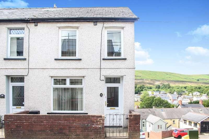 2 Bedrooms End Of Terrace House for sale in Coed Eithen Terrace, Blaenavon, Pontypool, NP4