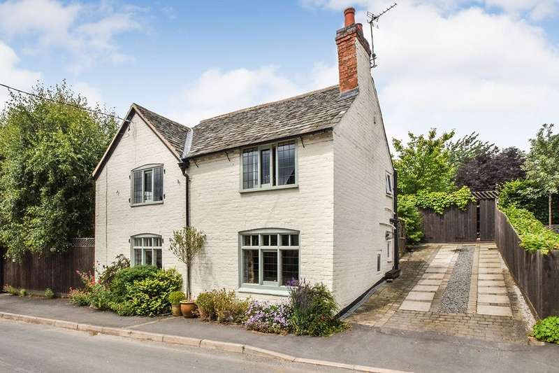3 Bedrooms Detached House for sale in Regent Street, Leicester, LE7