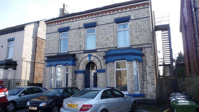 1 Bedroom Flat for rent in Rossett Road, Crosby, Liverpool, L23