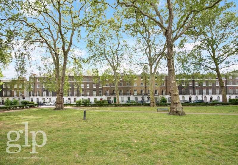 1 Bedroom Flat for sale in Regent Square, Bloomsbury, WC1H