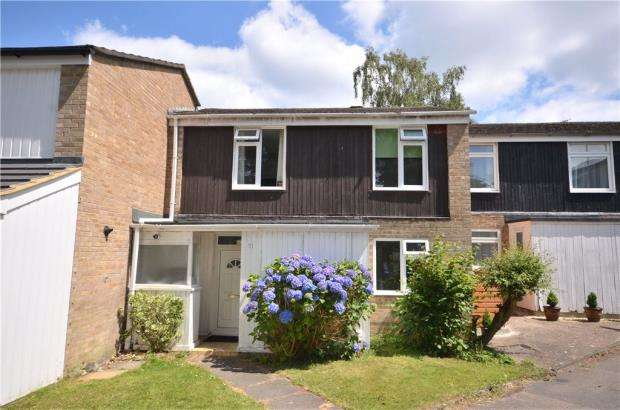 3 Bedrooms Terraced House for sale in Bucklebury, Bracknell, Berkshire