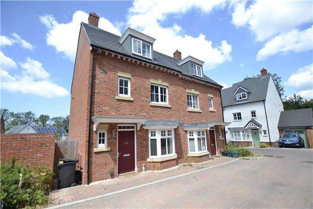 4 Bedrooms Semi Detached House for sale in Thornfield Road, Brentry, Bristol, BS10 6FB