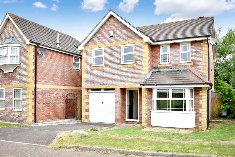 4 Bedrooms Detached House for sale in South Brent Close, Brent Knoll