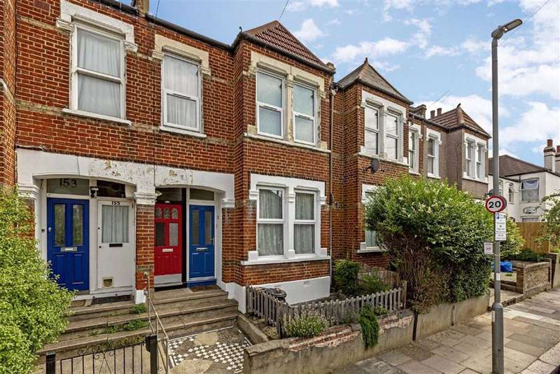 2 Bedrooms Maisonette Flat for sale in Sellincourt Road, Tooting