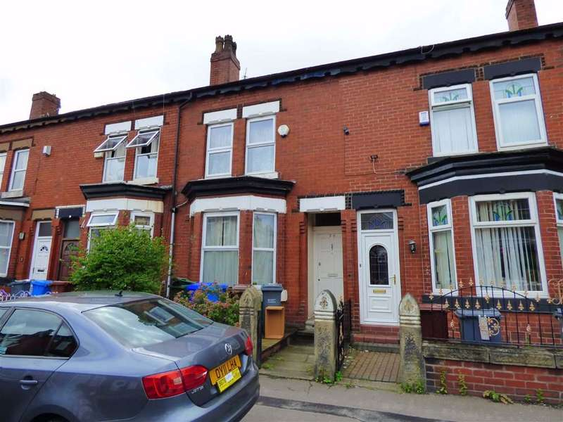 3 Bedrooms Terraced House for sale in Ashfield Road, Longsight, Manchester, M13