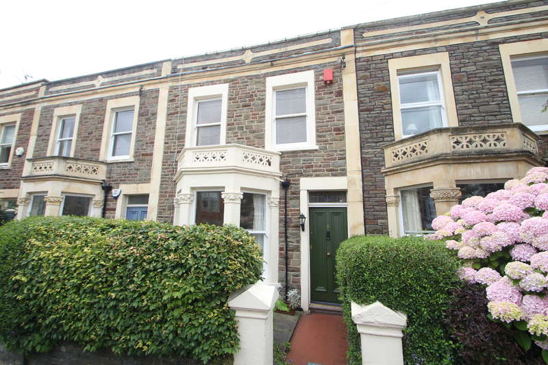 3 Bedrooms Terraced House for sale in Queen Victoria Road, Westbury Park, Bristol BS6 7PD