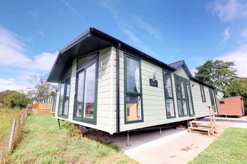 2 Bedrooms Lodge Character Property for sale in Fell End Holiday Park, Cumbria