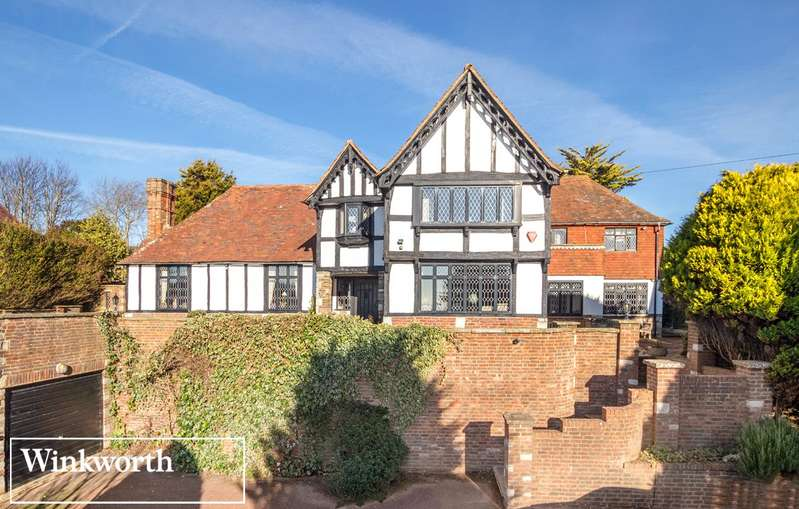 5 Bedrooms Detached House for sale in Roedean Crescent, Brighton, East Sussex, BN2