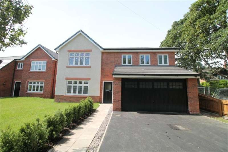 4 Bedrooms Detached House for sale in Rothwells Lane, Crosby, Liverpool, Merseyside