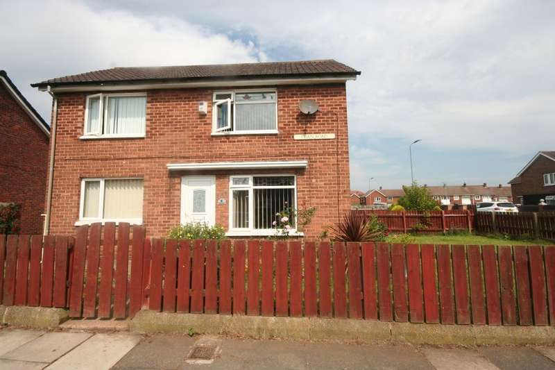 3 Bedrooms Semi Detached House for sale in Oban Road, Pallister Park, Middlesbrough, TS3