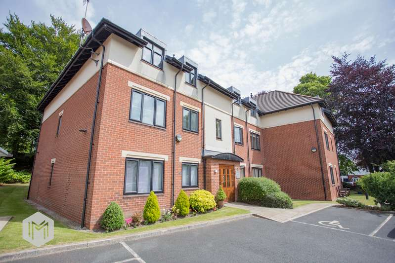 2 Bedrooms Flat for sale in Sweetstone Gardens, Bolton, Lancashire, BL1