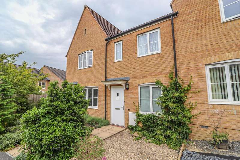 2 Bedrooms Terraced House for sale in Wyndham Way, Winchcombe