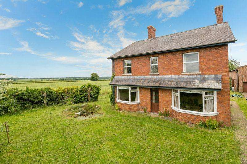 4 Bedrooms Detached House for sale in Mareham On The Hill, Horncastle