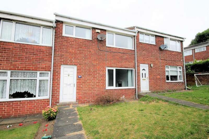 3 Bedrooms Terraced House for rent in Linden Close, Shildon