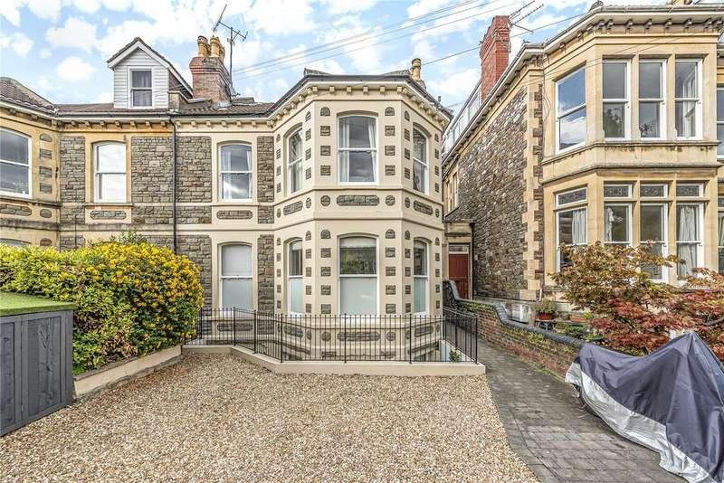 5 Bedrooms Maisonette Flat for sale in Salisbury Road, Redland, Bristol, Somerset, BS6