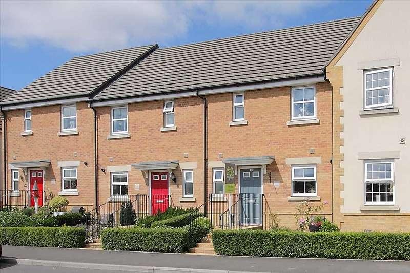 3 Bedrooms Terraced House for sale in Oatway Road, Tidworth