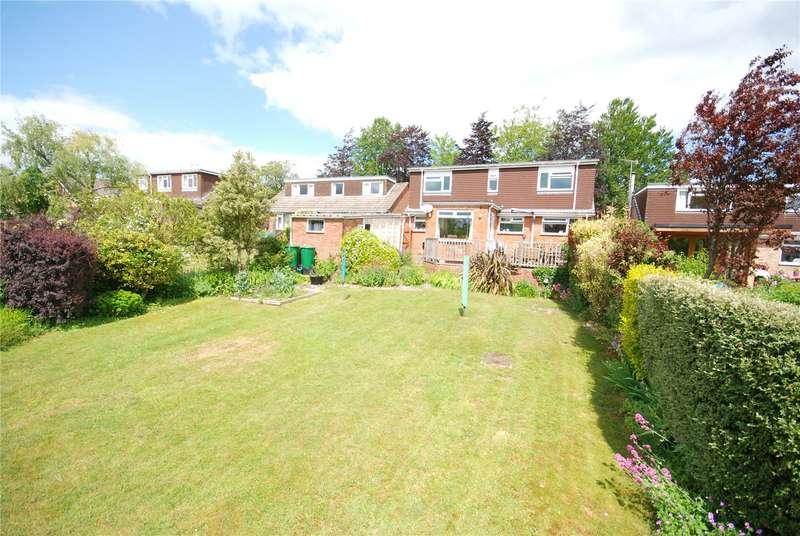 4 Bedrooms Detached House for sale in Beech Close, Porton, Salisbury, Wiltshire, SP4