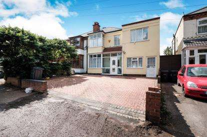 4 Bedrooms Semi Detached House for sale in Stoney Lane, Yardley, Birmingham, West Midlands