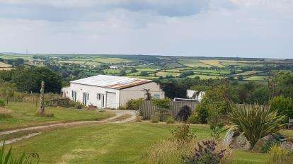 4 Bedrooms Barn Conversion Character Property for sale in Helstone, Camelford, Cornwall