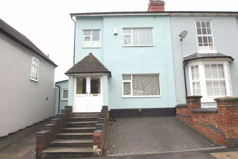 4 Bedrooms Semi Detached House for sale in Metchley Lane, Harborne