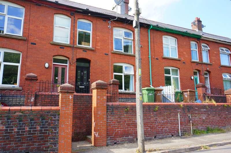 3 Bedrooms Terraced House for sale in Nantcarn Road, Cwmcarn, Newport, NP11