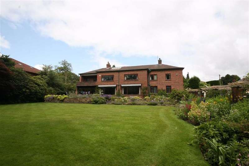 6 Bedrooms Detached House for sale in Bentmeadows House, Bentmeadows, Falinge, Rochdale, OL12
