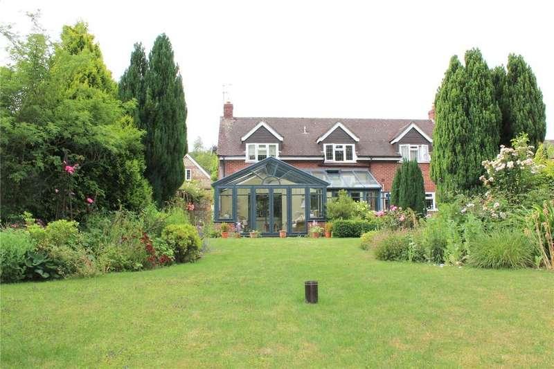 5 Bedrooms Detached House for sale in Piddletrenthide, Dorchester, DT2