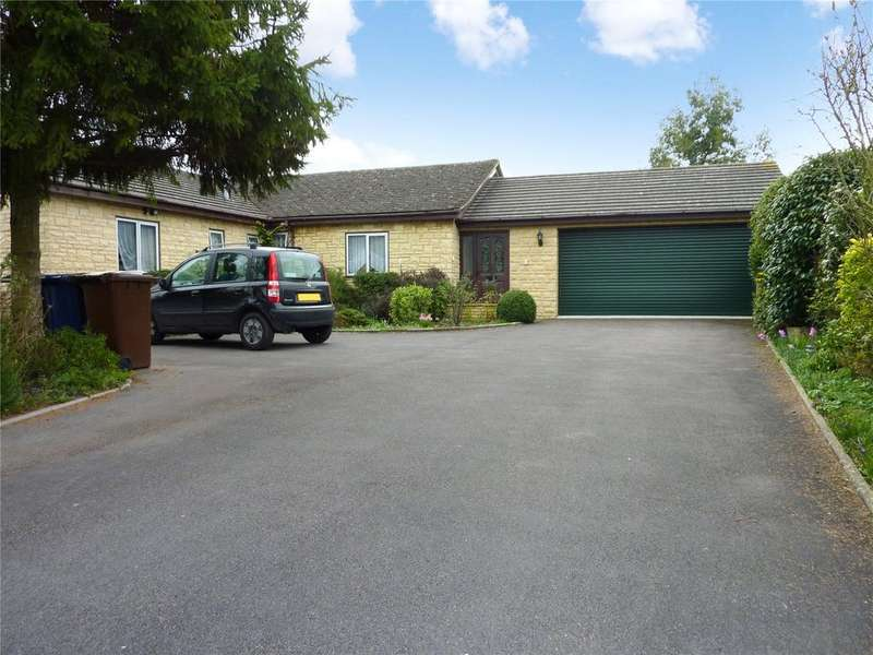 4 Bedrooms Bungalow for sale in Stoke Road, Bishops Cleeve, Cheltenham, GL52