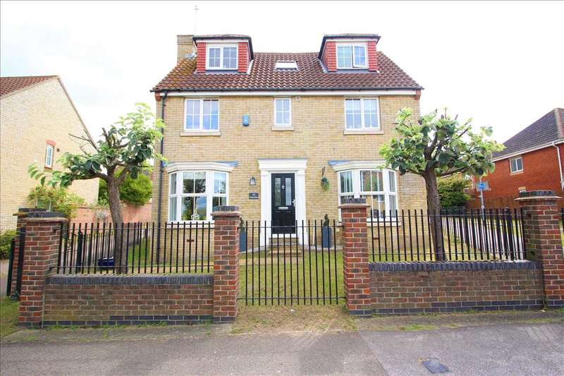 5 Bedrooms Detached House for sale in Grifon Road, Grays