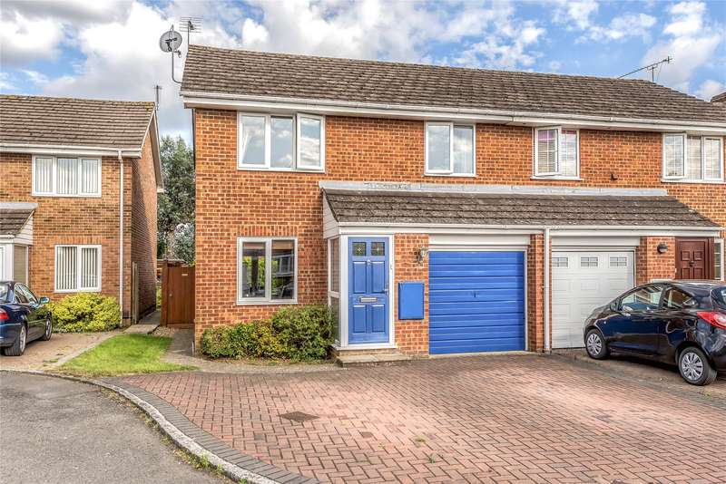 3 Bedrooms Semi Detached House for sale in Bissley Drive, Maidenhead, Berkshire, SL6