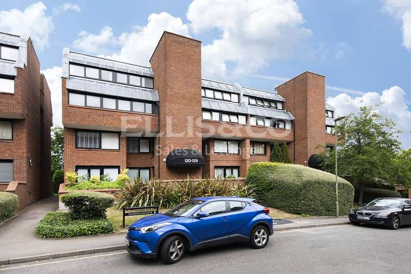 2 Bedrooms Property for sale in Britten Close London