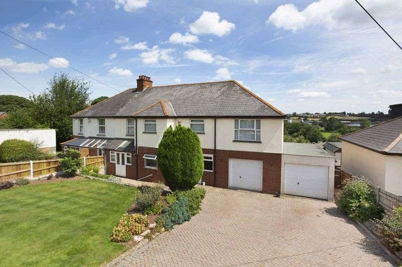 5 Bedrooms Property for sale in Rackenford Road, Tiverton