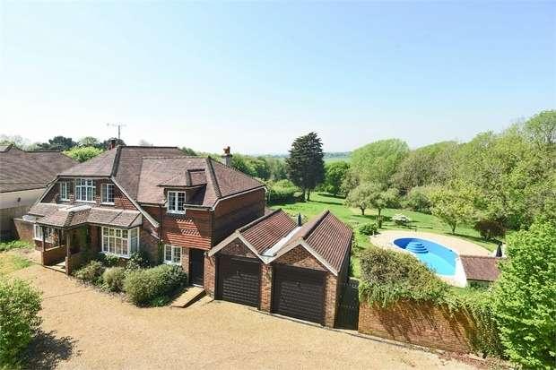 5 Bedrooms Detached House for sale in Hawkhurst Road, Sedlescombe, Battle, East Sussex