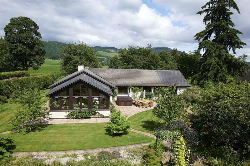 4 Bedrooms Detached House for sale in Walled Gardens, Balmacaan, Drumnadrochit, Inverness, IV63