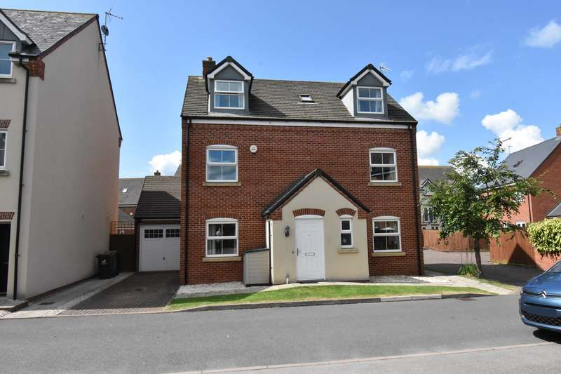 5 Bedrooms Detached House for sale in Feltham Way, Tewkesbury, GL20