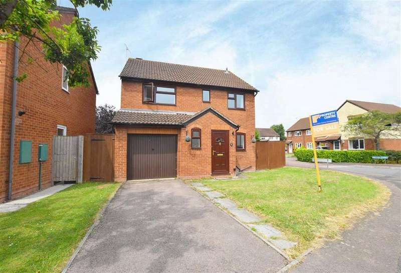4 Bedrooms Detached House for sale in Westmead Road, Longlevens