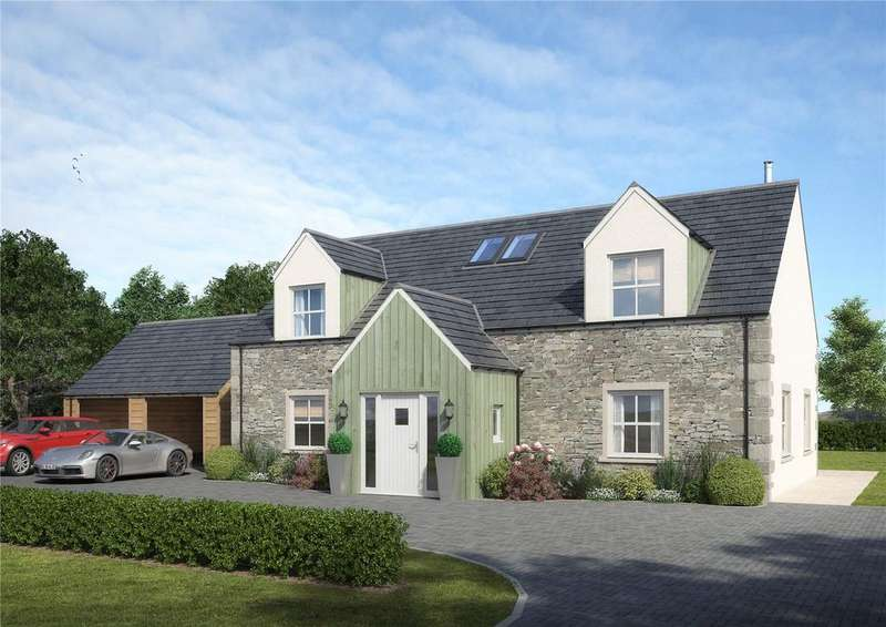4 Bedrooms House for sale in 5 Inchrye, Lindores, Cupar, Fife, KY14