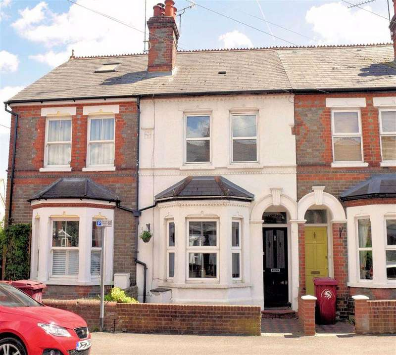 2 Bedrooms Terraced House for sale in Thames Avenue, Reading