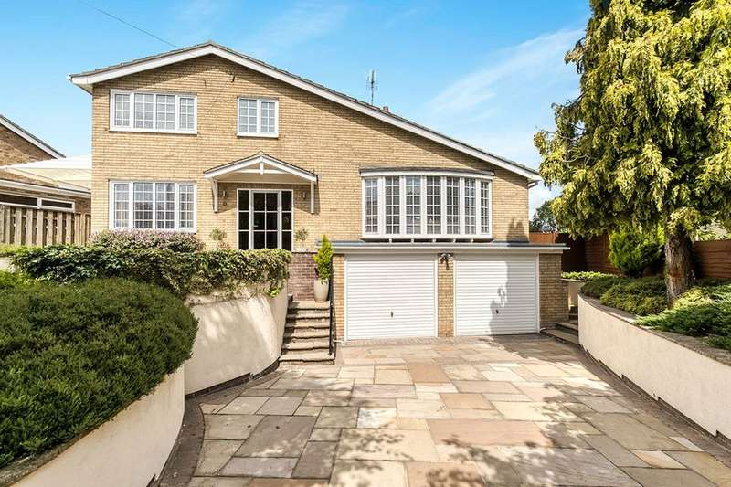 4 Bedrooms Detached House for sale in East End, Kirmington, Ulceby, DN39